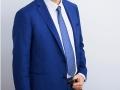 Василий Попандопуло. Председатель Совета депутатов Северского района. Первый заместитель генерального директора ОАО «Крайинвестбанк»