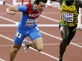 Сергей Шубенков. Легкоатлет, спринтер в беге с барьерами