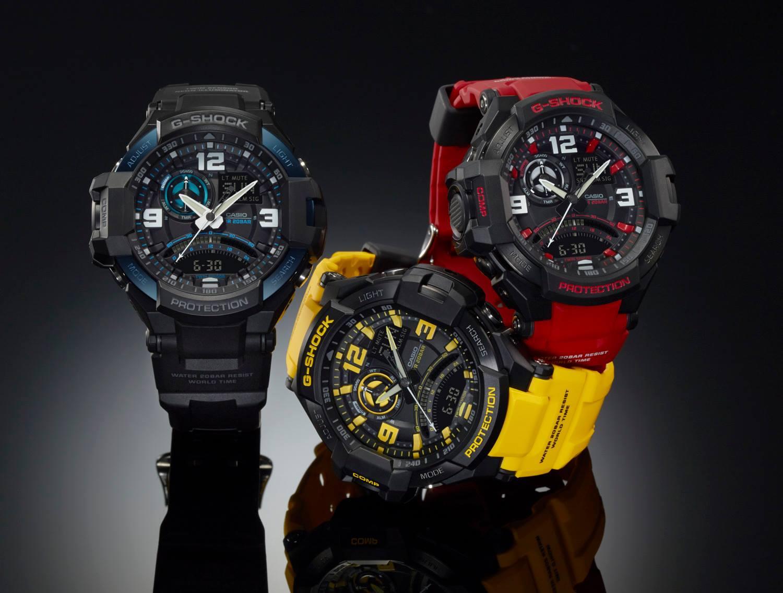 G-shock - ударопрочные часы с мировой историей.