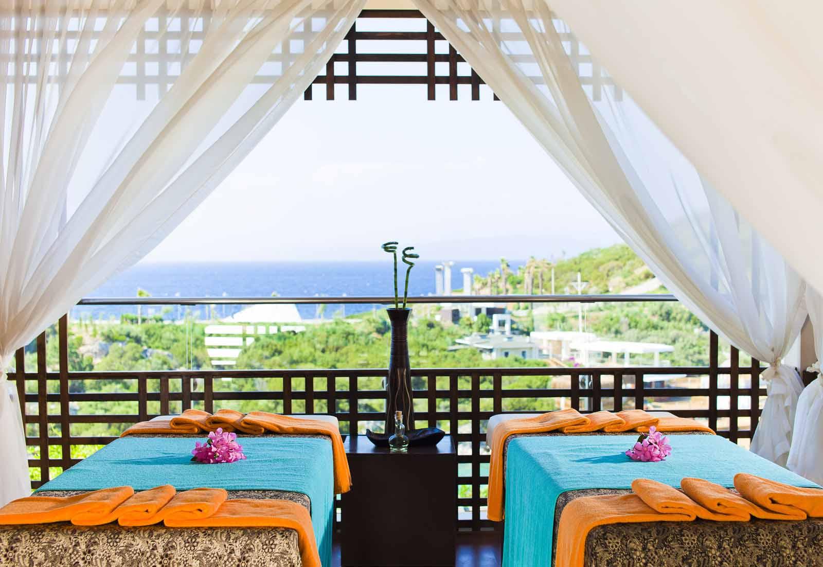 Hilton Bodrum Turkbuku Resort & Spa- Spa Room