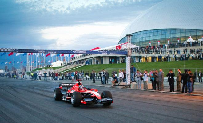 Formula 1 Втб Гран-при России 2017 — обратный отсчет начался!