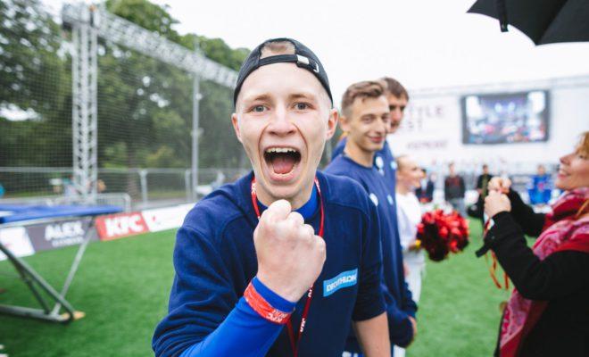 В рамках KFC BATTLE краснодарская молодежь сразится в турнирах по футболу и стритболу