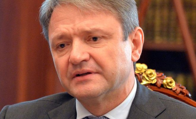 Александр Ткачев может сменить Устинова на посту полпреда президента РФ в ЮФО