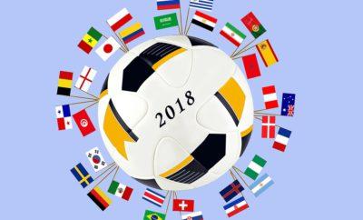 Футбол Чемпионат Мира Чм-2018 Россия Страна