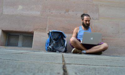 Фрилансер Street Work Apple Ноутбук Macbook Pro