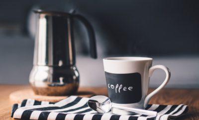 кофе чашка кофейник