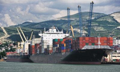 порт новороссийск