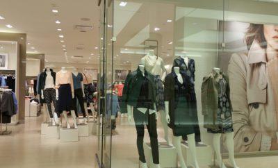 Одежды Мода Розничная Торговля Бутик