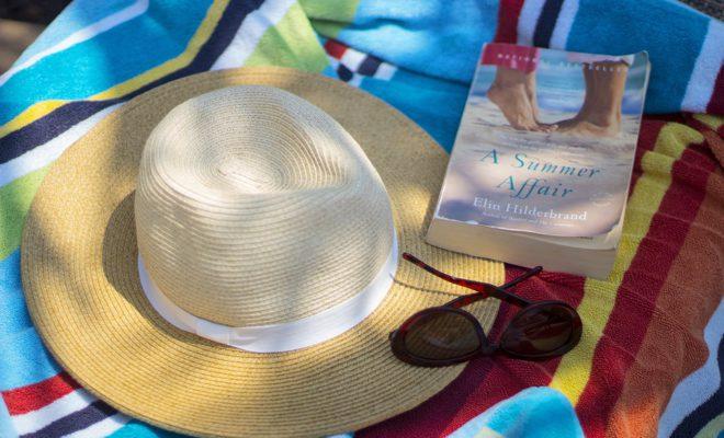 пляж Отпуск Книги море