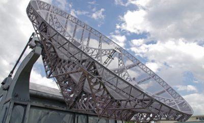 радар спутник антенна