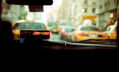 такси город транспорт