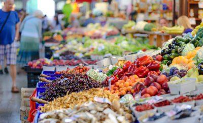 рынок еда продовольствие
