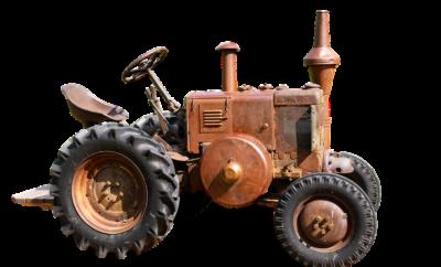 трактор сельское хозяйство