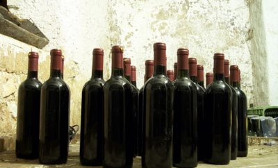Бутылка Ячейка Погреб Бутылки Вино Бутылки Вина