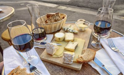 вино сыр хлеб еда