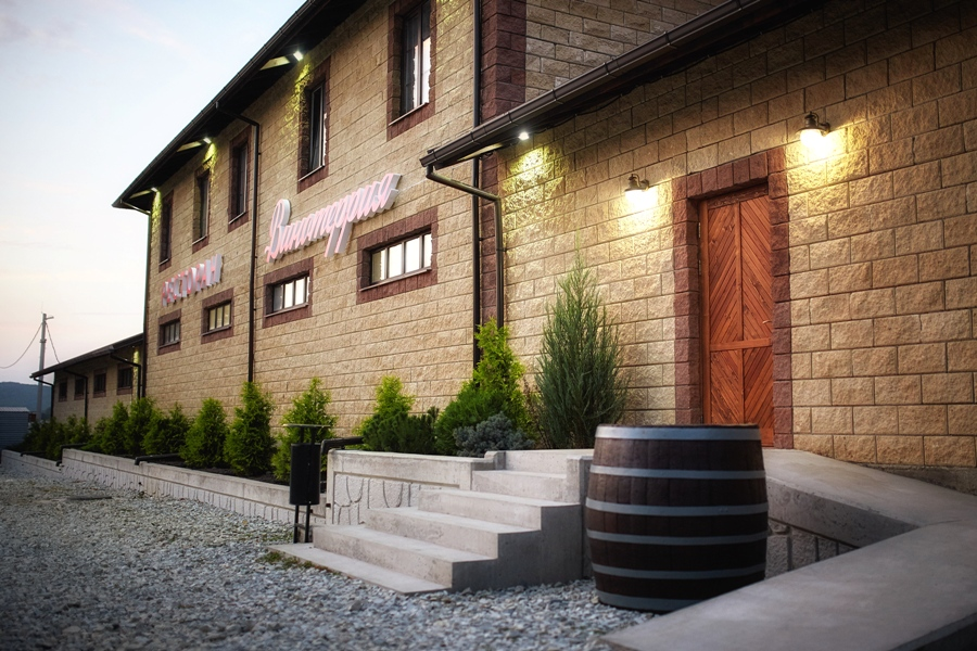 Семейная винодельня Nesterov winery