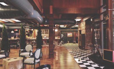 бар архитектура