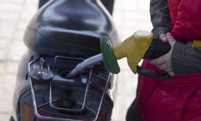 бензин заправка топливо