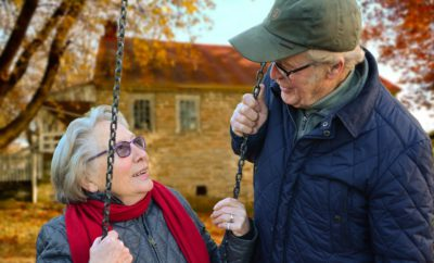 старые люди мужчины женщины