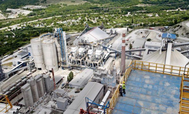 Цемент и зерно: что везут с Кубани