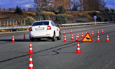 трасса автомобиль вождение эстремальное