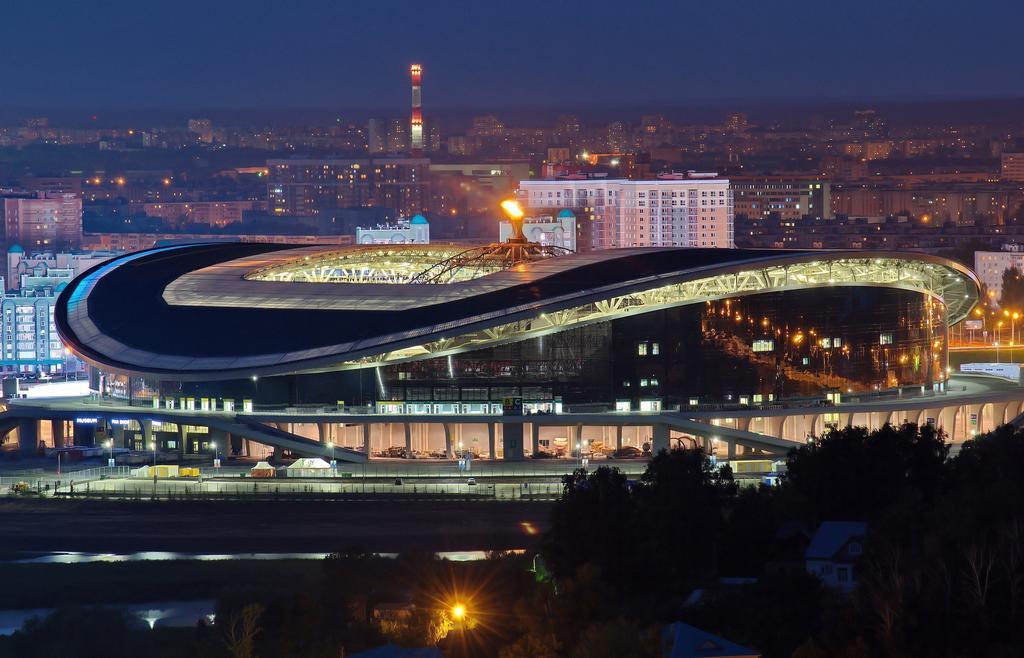 казань stadium hotel