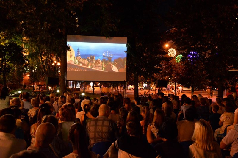краснодар ночь кино