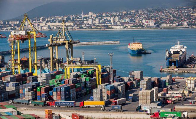 Строить развязку к Новороссийскому порту будет новый подрядчик