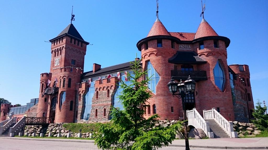 отель Nesselbeck калининград