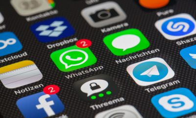 Интернет Whatsapp Смартфон Связь Телефон Сеть App