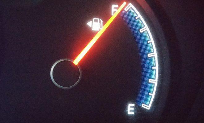 топливный бак бензин