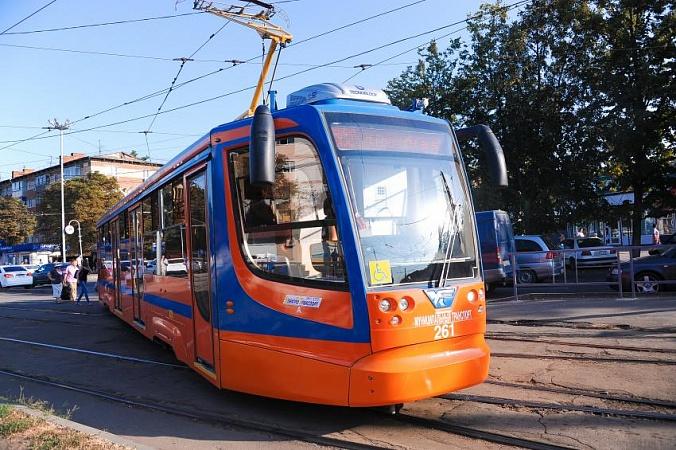 краснодар трамвай №8