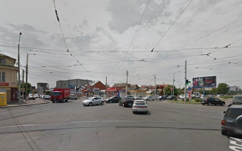 улица каляева краснодар