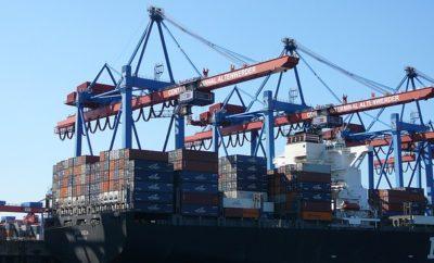 грузовой торговый порт