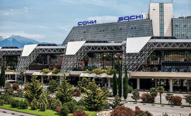 31 год назад началось строительство нового терминала аэропорта Сочи