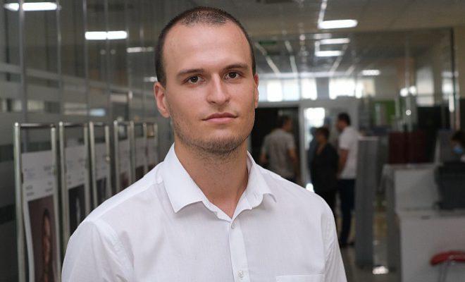Василий Воробьев назначен руководителем департамента инвестиций и развития малого и среднего предпринимательства края