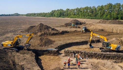 В Краснодарском крае найдено 199 погребений