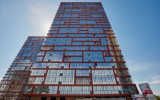 Ввод жилья в России в сентябре 2020 года вырос на 18%