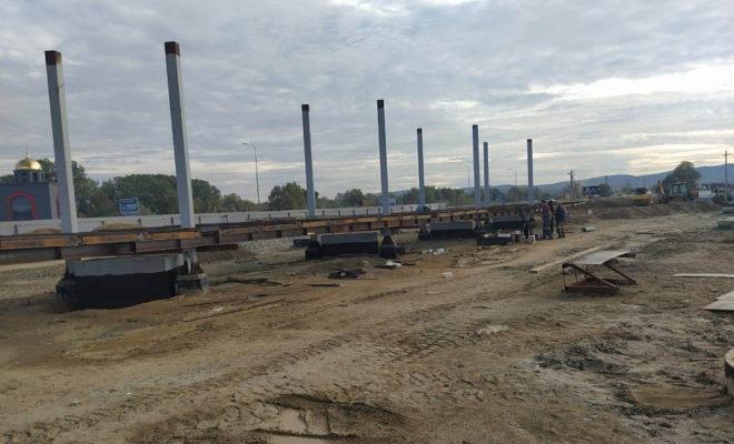 В Горячем Ключе началось строительство многофункционального комплекса дорожного сервиса