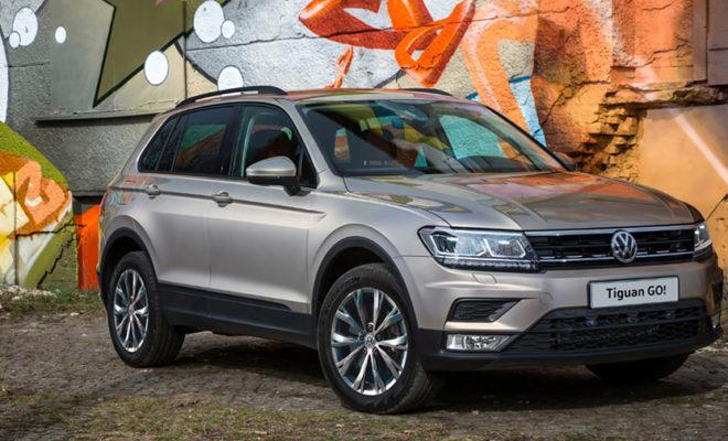 Volkswagen Tiguan GO — идеальный компаньон на пути к свободе
