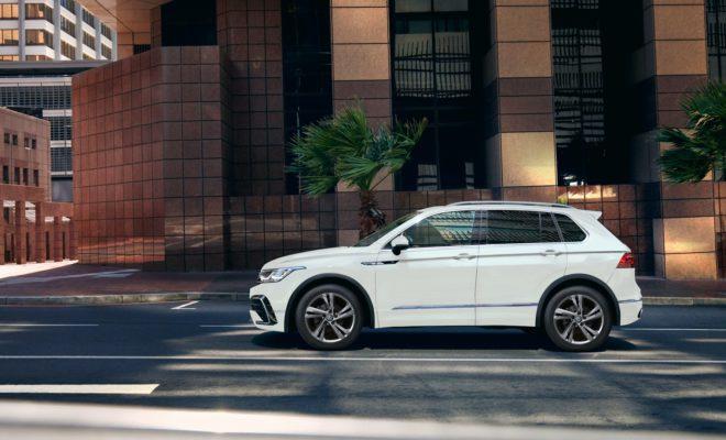 Новый Volkswagen Tiguan совсем скоро в Юг-Авто Сити