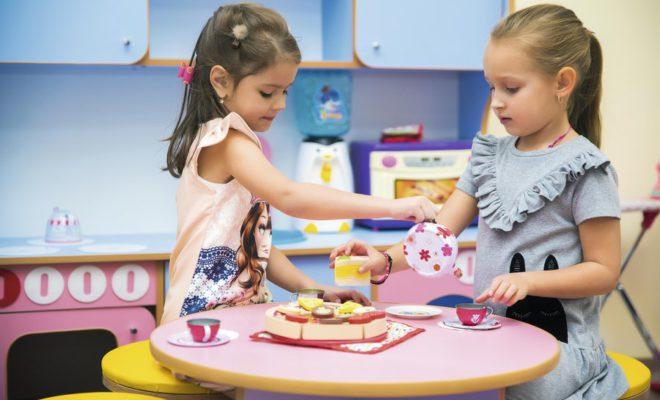 «Счастливое детство»: сад и школа нового поколения