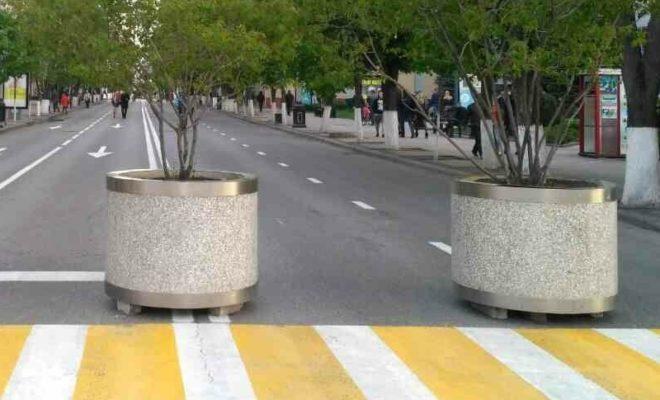 Рашпилевская и Красноармейская станут пешеходными