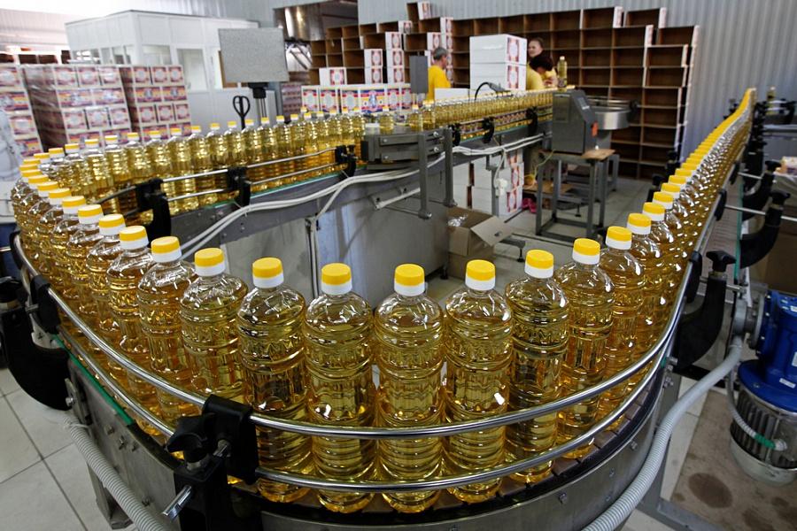 262 млн долларов составил экспорт масла в Краснодарском крае