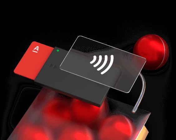 Альфа-Банк запустил эквайринг на смартфоне AlfaPOS
