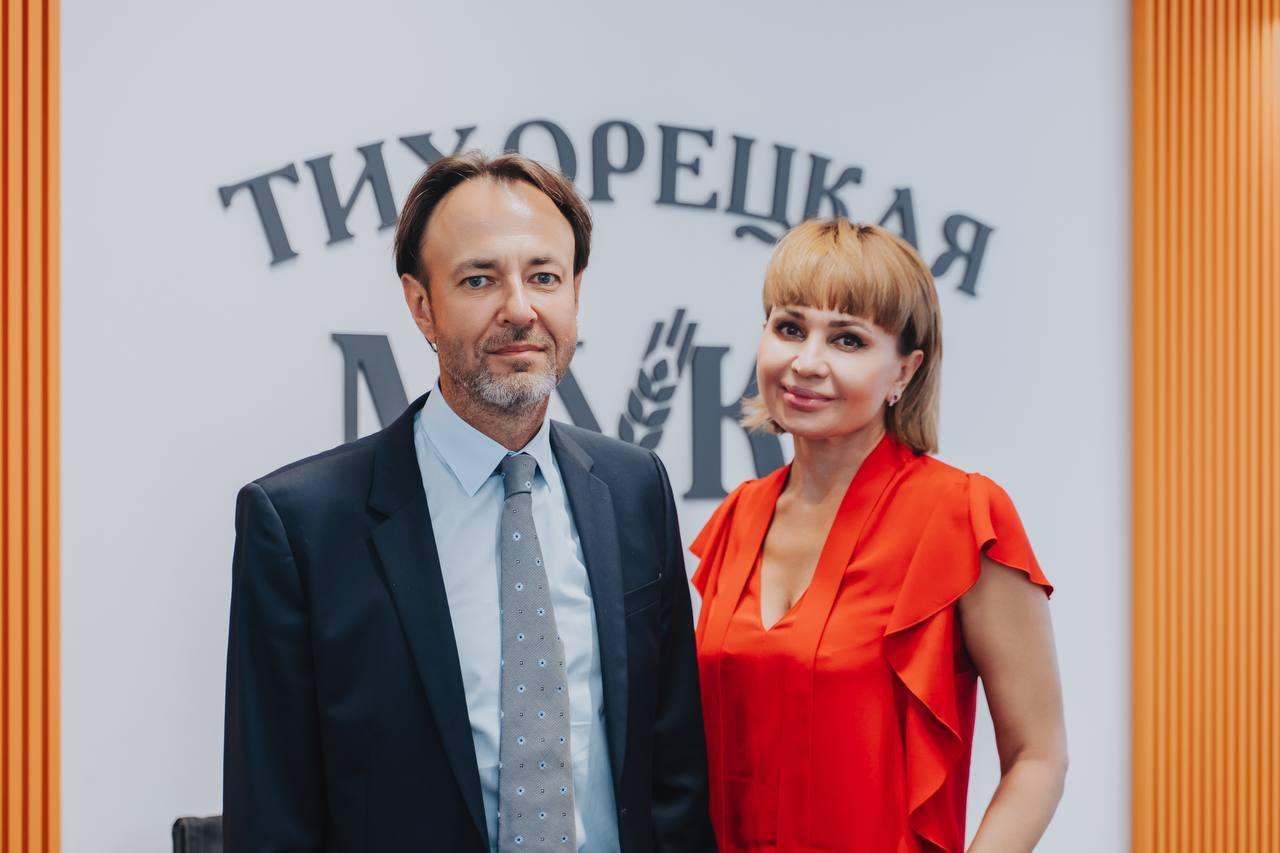 ГК «КХП Тихорецкий» при поддержке Сбера вдвое увеличит производство муки