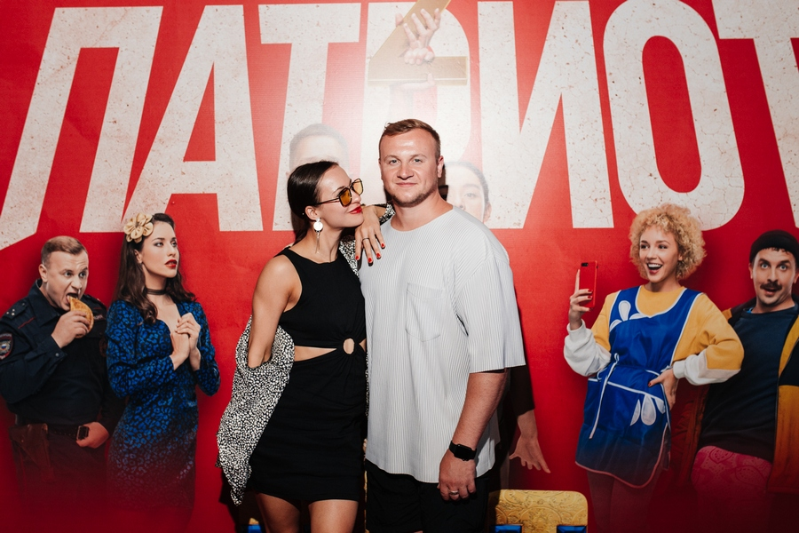 В Краснодаре прошла закрытая премьера второго сезона сериала «Патриот»