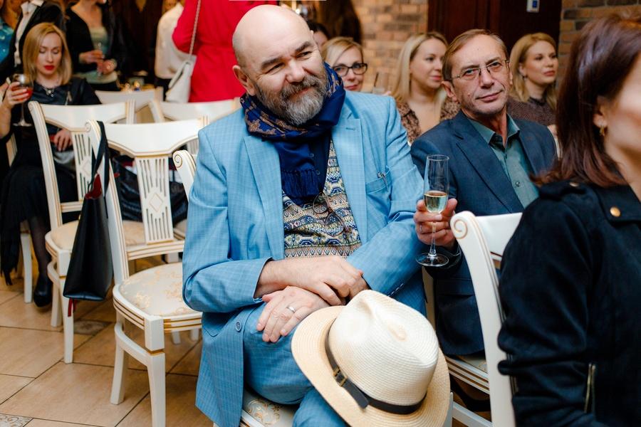 Себастьян Эсполяр стал главным героем мероприятия «Модный фокус со звездой»